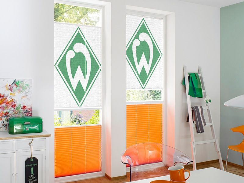 vs2 werder plissee g nstig nach ma. Black Bedroom Furniture Sets. Home Design Ideas
