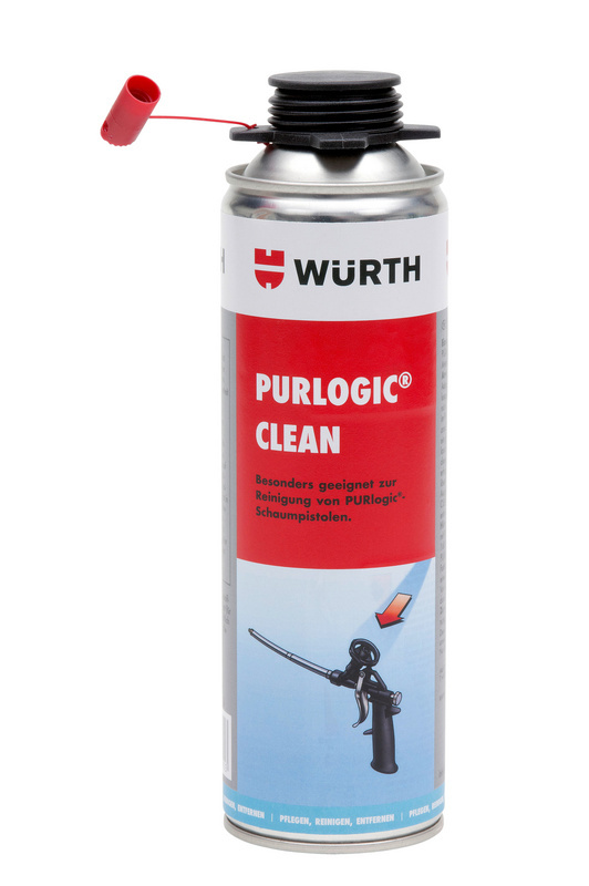 PU-Schaumreiniger PURLOGIC Clean, 500ml