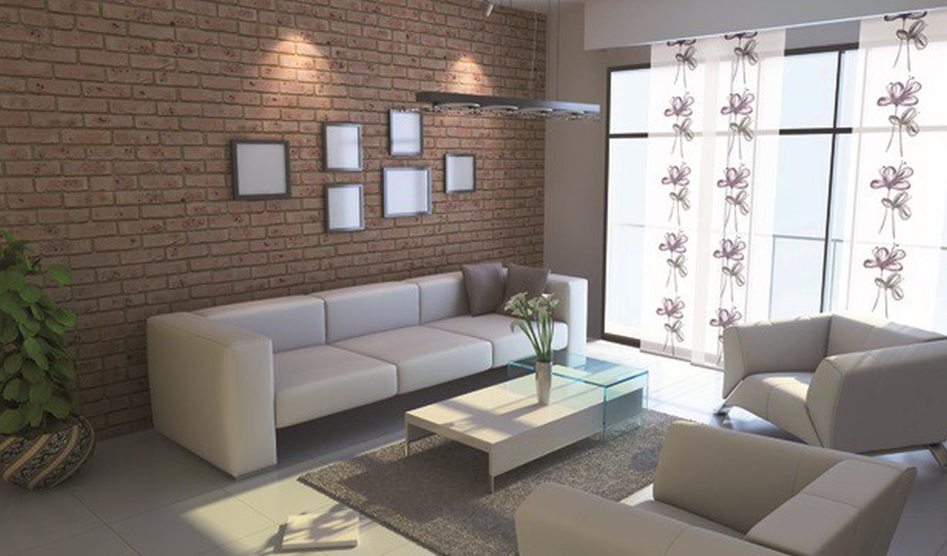 fl chenvorhang flower waschbar wei lila. Black Bedroom Furniture Sets. Home Design Ideas